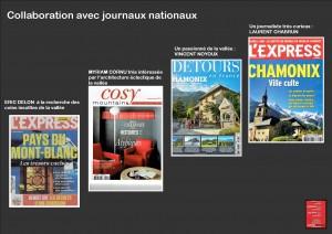 Journaux  nationaux