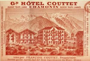 Pub hôtel Couttet