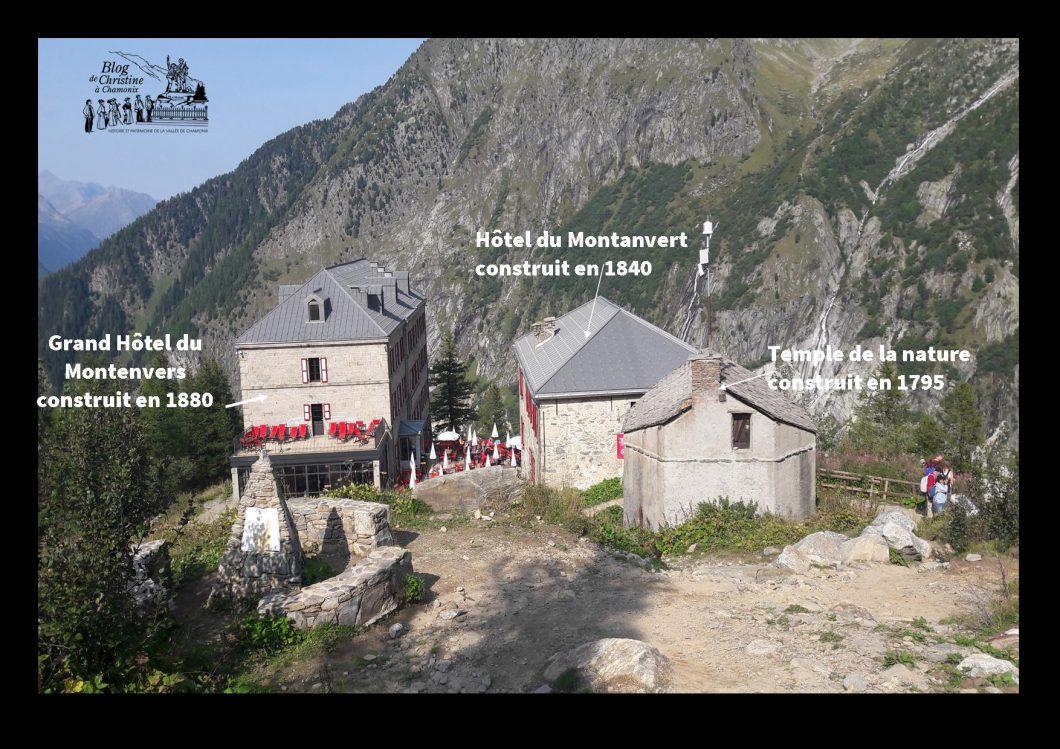 le temple de la nature au montanvers chamonix histoire et patrimoine de la vall e de chamonix. Black Bedroom Furniture Sets. Home Design Ideas