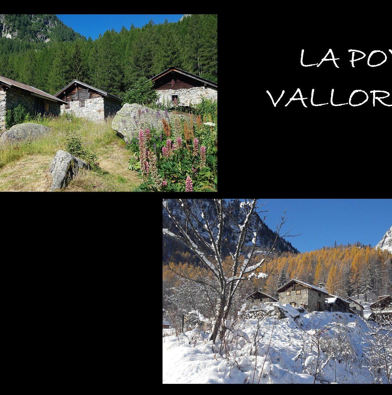 Poya Vallorcine