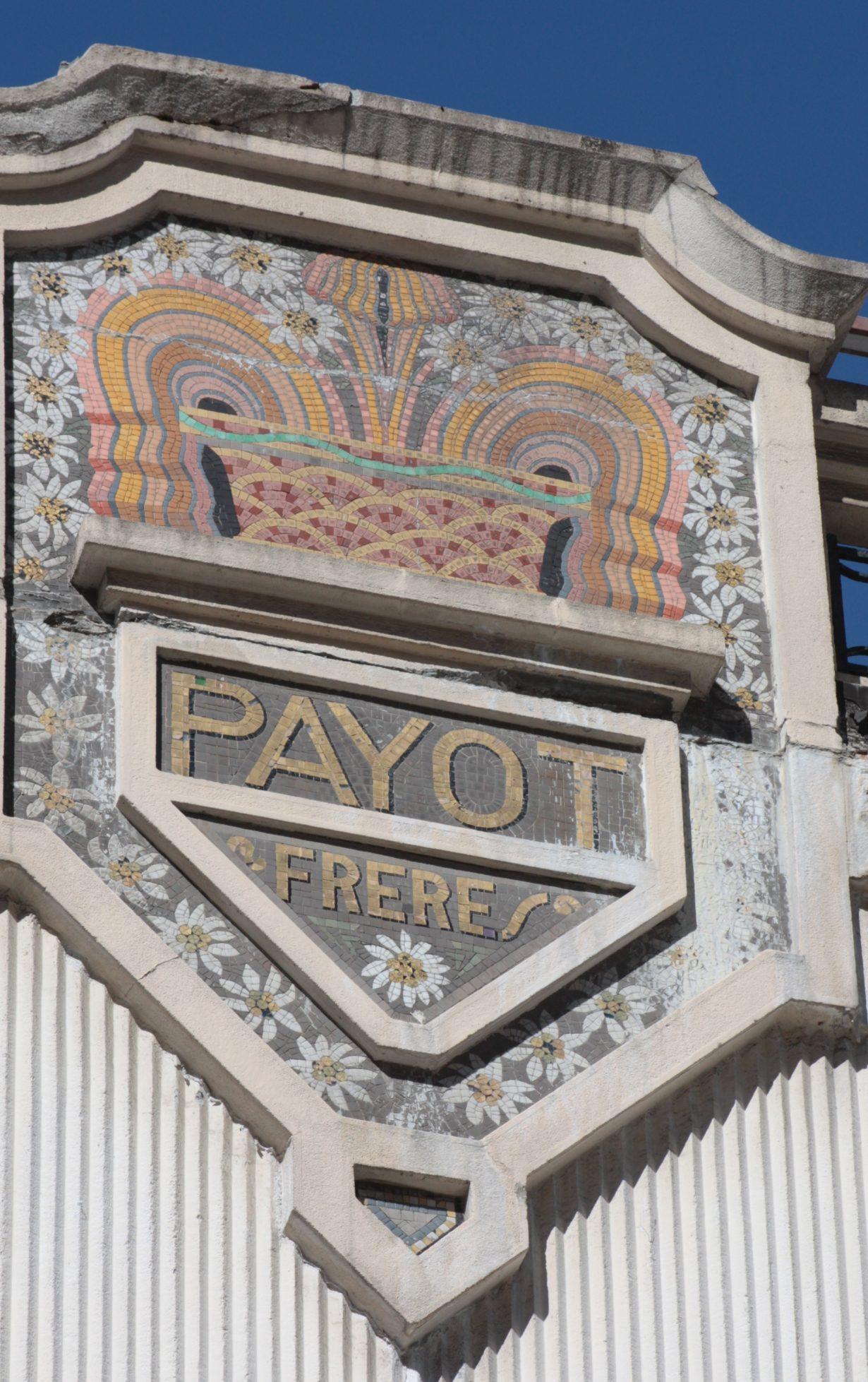 détail banque Payot devue aujourd'hui banque Laydernier